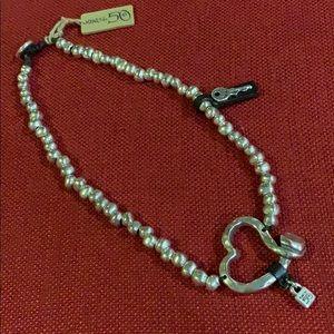 Uno de 50 Heart Necklace ♥️ NWT